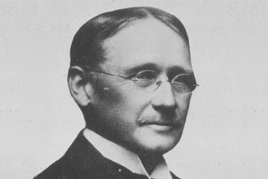 Federick Taylor, founder of Scientific Management Theory