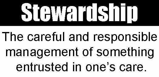 Stewardship-Def